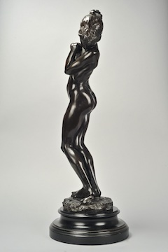 Needless Alarms - Frederic Lord  Leighton, Bowman Sculpture Ltd